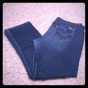 BKE Drew Boot Cut Jeans 36/33